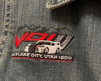 2010 Dodge Viper Jean Jacket Arizona Region  SmallSM