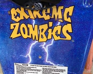Extreme Zombies Wakeboard