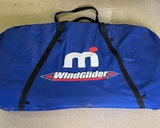 Mistral Windglider Inflatable Windsurf board