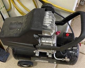 Central Pneumatic 40400 2HP Air Compressor