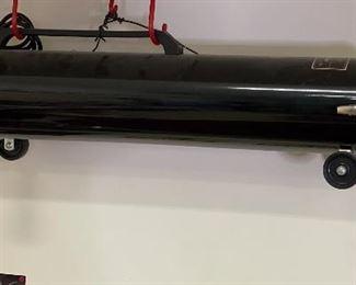METRO Vac-N-Blo Vacuum Commercial Detail
