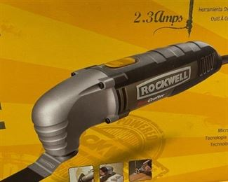 Rockwell Sonicrafter  Oscillating Tool RK5101K