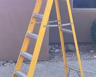 Keller 6ft Fiberglass Ladder 7766ft