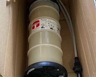 Tempo Pump Evacuation kit