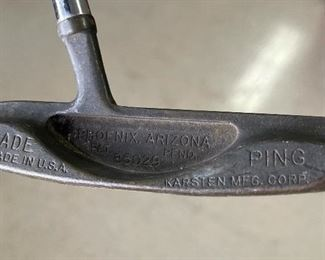 Ping O Blade Putter Vintage 85029 Golf35in