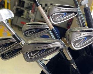 Nike/Ping Golf Club Set