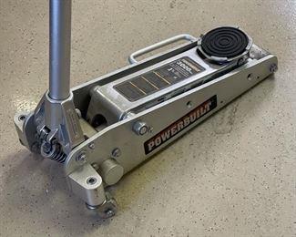 Powerbuilt 1.5 Ton Aluminum Racing Jack 647600