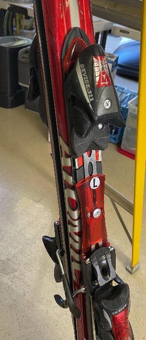 Atomic e7 Skis 158158