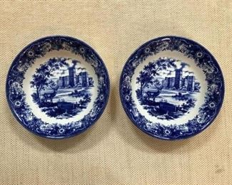 Two Royal Stafford cereal bowls. Picture 1 of 2