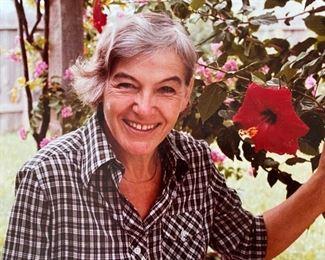 The estate of Texas artist Eva Marie Templeton