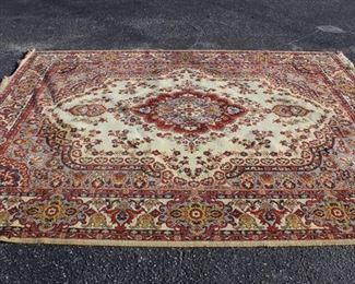 Large Vintage Shahistan Rug
