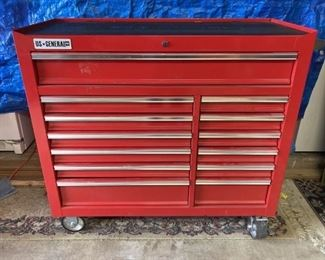 US General Tool Cabinet