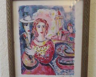 Zamy Steynovitz Print