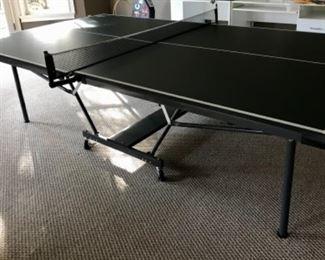 Harvard ping pong table