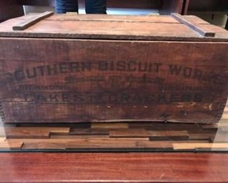Southern Biscuit box