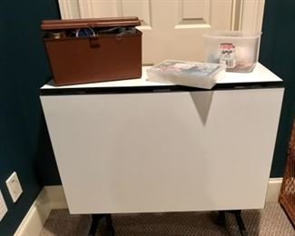 Sewing/hobby  table