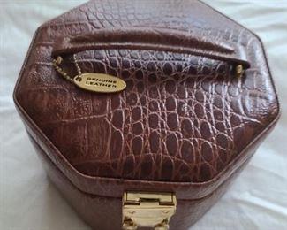 Wolf Designs ~ genuine leather
