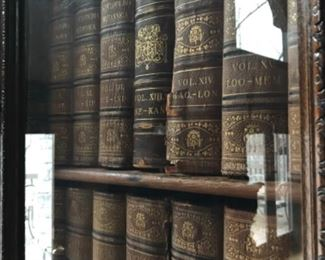 Complete Set:  Encyclopedias, 5th Edition - Published in 1808