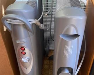 Floor heaters (there are four - 2 brand new in boxes and two slightly used