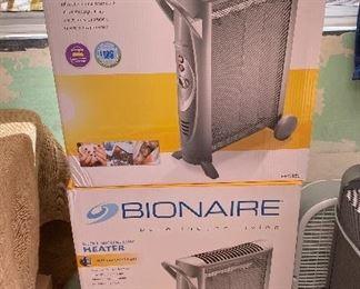Bionaire brand new floor heaters