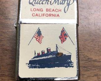 https://www.ebay.com/itm/114658338284LAR9035 Queen Mary Long Beach California Nesor Lighter Buy-it-Now  $19.99