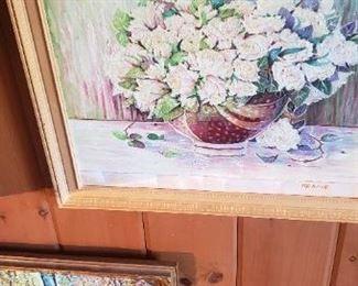 Artwork in Oils
