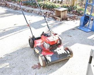 7. TB200 Troy Built Lawnmower