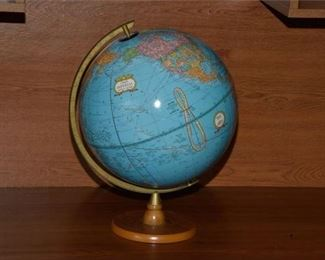 9. Globe On Stand