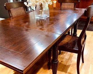 Restoration Hardware 17th C. Monastery Dining Table - 120""
