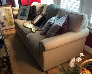 Couch is sold