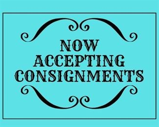 accepting consignments