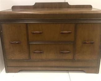 sideboard buffett antique