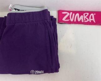 zumba clothing