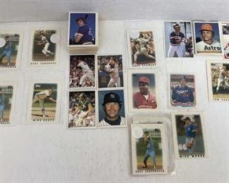 sports baseball cards