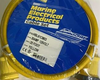 marine cable cord