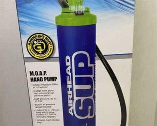 sup hand pump