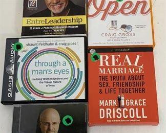 audiobooks cds