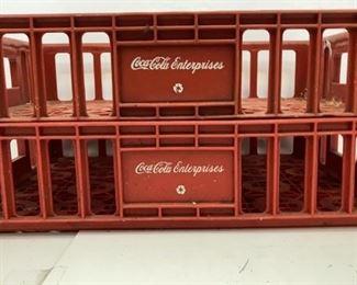 coca cola bins