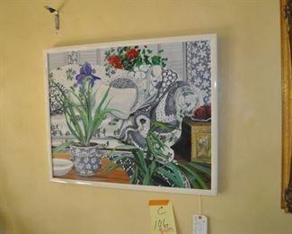 "C106   Original Susan  Rios oil painting    Width:  31    Height:  25""   $695"