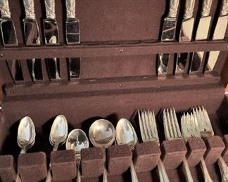 """Towle sterling """"Old Master"""" - 37 pieces"""