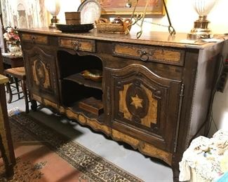 1850's French sideboard