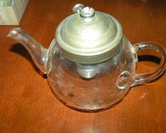 pyrex teapot