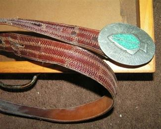 arrowhead beltbuckle