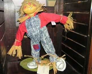 ANNALEE scarecrow doll