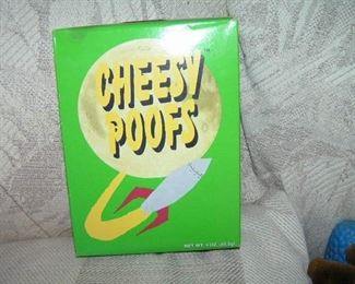 Cartmans favorite snack or cereal sealed never opened