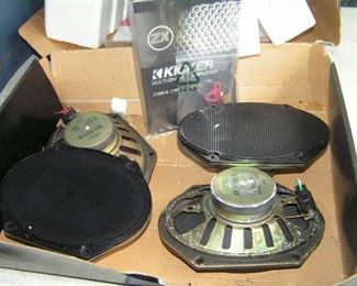 4 good speakers for a car
