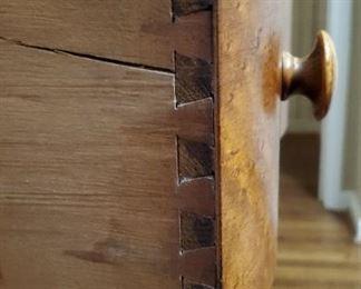 Dresser -- Dovetail