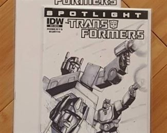 2 Transformers, Orion Pax