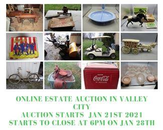 Handlines Auctions