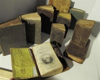 early bibles dating back to 1822